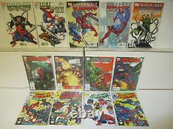 1990 Spider-Man 1-98 Plus Extra Sets Platinum, Gold, Silver, Unlimited 160 Books
