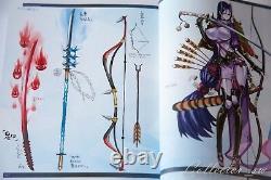 3 7 Days JP Fate/Grand Order Material I VIII Art Book Set
