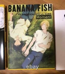 ANGEL EYES BANANA FISH Reprint BOX Whole Volume Set + Art Book Akimi Yoshida