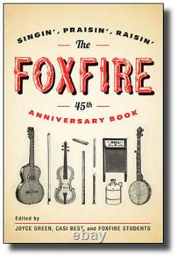 A 15 Book Complete Foxfire Series Collection Set with Simple Living Volume NEW