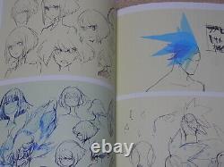 Animation PROMARE Design Work Book & Key Frame Art Book Set C97 Re-sell ver