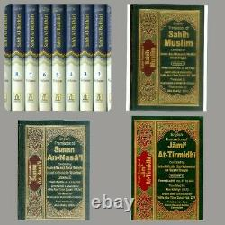 Authentic Islamic Sahih Al Bukhari, Muslim, Abu Dawud Full Hadith Collections