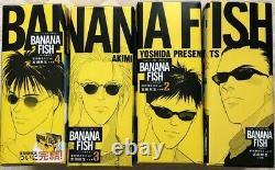 BANANA FISH japanese manga book Vol 1 to 20 & box set anime Akimi Yoshida comic