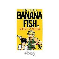 BANANA FISH vol. 1 19 Set Manga Comic Akimi Yoshida Japanese Language Complete