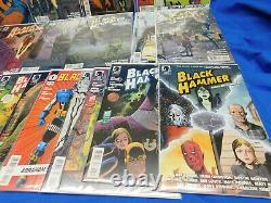 BLACK HAMMER Complete Set 2016 JEFF LEMIRE 1-13 + Annual & Variants 20 Book Lot
