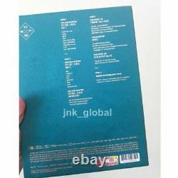 BTS BANGTAN BOYS Memories of 2016 DVD Photo book Set NO Photo Card+ Express Ship
