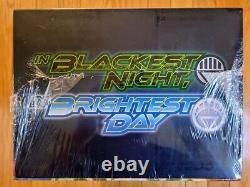 Blackest Night Brightest Day Box Set Hardcover