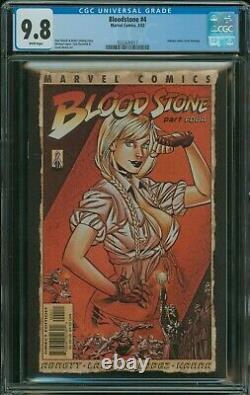 Bloodstone #1-4 CGC 9.8 4 book set 1, 2, 3, 4. 1st appearance Elsa Bloodstone