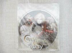 CASTLEVANIA Complete Art Set PS2 CD & Calendar AYAMI KOJIMA Book 2003 Konami Ltd