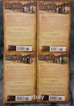 COMPLETE NEW Redwall FANTASY SERIES Set Collection Books 1- 22 Brian Jacques