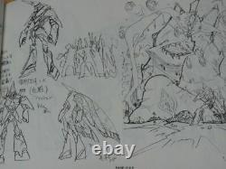 DARLING in the FRANXX Design Art Book The Art of DIF Vol. X & XX SET