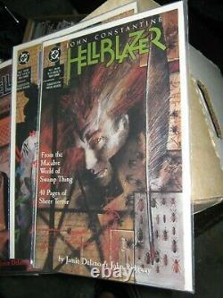 DC Comic Book Lot Hellblazer 1-280 (-12 iss) Nice set Constantine Vertigo JLD