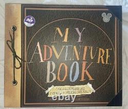 Disney D23 Expo 2019 My Adventure Book Carl Ellie Plush Set UP LE 300