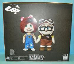 Disney Pixar D23 Expo 2019 My Adventure Book UP Carl & Ellie Plush Set LE 300