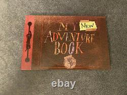 Disney Pixar Up 10 Year Anniversary Adventure Book 6 Pin Set New