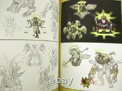 EYES OF BAYONETTA withDVD Poster Art Set Illustration Design Works Book 2010 EB