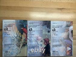 Fables Deluxe Edition Complete Set Book Lot Volumes 1-15 Vertigo DC Hardcover