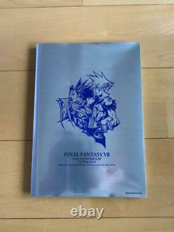 Final Fantasy Shinra Potion Ultimania Book Set 10th Anniversary Limited Edition