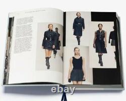 Full Set of 5 Catwalk Collection Books Dior, Louis Vuitton, YSL, Chanel, Prada