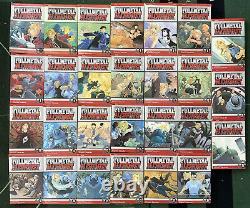 Fullmetal Alchemist Vol. 1-27 English Manga Book Complete Set