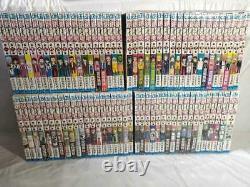 Gintama Gin Tama Manga Vol. 1-77 Complete Set comic Hideaki Sorachi book anime