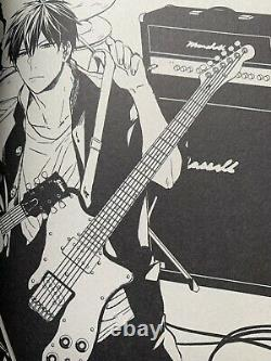 Given Comic Sepcial cover set Natsuki Kizu JAPAN Anime Manga Art book Comic