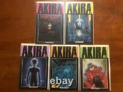 HUGE Akira lot #1-34 plus 37,38 Epic Comic Book Set Katsuhiro Otomo