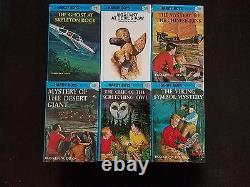Hardy Boys Books Collection 1- 58 Brand New Hardcovers Set Franklin W. Dixon