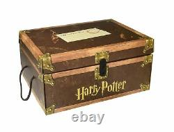 Harry Potter Books Set 1 7 Collectible Trunk Toy Chest Box Decorative Stickers