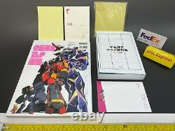 Hiroyuki Imaishi Anime Art Book Storyboard Postcard Shikishi Set Promare 2020