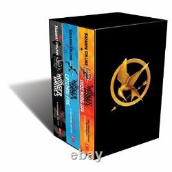 Hunger Games Trilogy 3 Books Collection Set by Suzanne Collins Book The Cheap