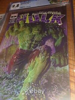 IMMORTAL HULK #0-47 Marvel OVER 80 BOOKS + CGC 1 & 2 FULL RUN ALL KEYS INSIDE