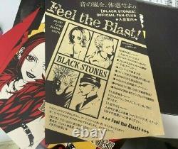 JAPAN Ai Yazawa Nana gokinjo angel 3 art book set manga touch