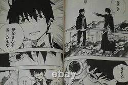 JAPAN Kazue Kato manga LOT Blue Exorcist / Ao no Exorcist vol. 123 Set