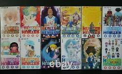 JAPAN Yoshihiro Togashi manga LOT Hunter x Hunter vol. 136 Set