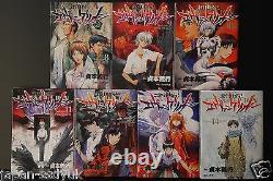 JAPAN Yoshiyuki Sadamoto manga Neon Genesis Evangelion vol. 114 Complete set