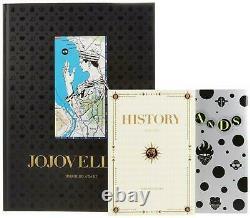 JOJOVELLER Art Book Set JoJos Bizarre Adventure Stands History HIROHIKO ARAKI