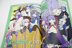 JP Fate/Grand Order MEMO 1 5 Wadamemo Doujin Art Book Set