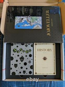 JoJo's Bizarre Adventure JOJOVELLER Art + Stands + History Book Set