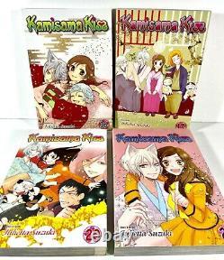 Kamisama Kiss English Manga Lot of 19 Books Volumes 1-17, 20 & 21 Set