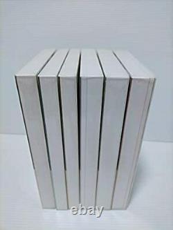 Katsuhiro Otomo Akira First Edition Manga Books 1-6 Set Full Color Full Volume