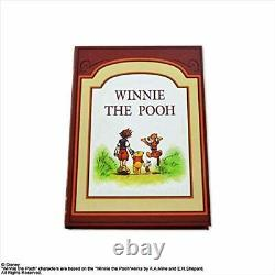 Kingdom Hearts Book Storage Box Case 100 Acre Forest Set of 3 Winnie the Pooh