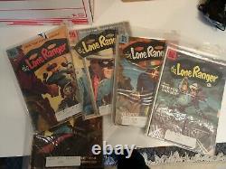 LOT All 145 DELL Lone Ranger Comic Books! COMPLETE SET