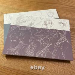 MAPPA BANANA FISH KEY ANIMATION art book 2 set anime 1 24 story anime