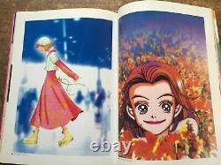 Manga Artist Ai Yazawa Illustrations 3 Artbooks Set From JAPAN F/S