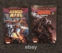 Marvel Now! Secret Wars TPB Lot Set Warzones Battleworld 16 Books