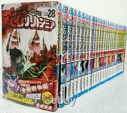 My Hero Academia Comic JP Book Vol. 1-26 set lot Boku no Hero Academia (USED)