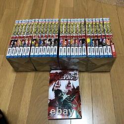 My Hero Academia Japanese 1-28 Comic set Kohei Horikoshi Book Manga Anime