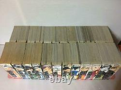 NARUTO Vol. 1-24 Complete Lot Full Set Combini manga books Japanese Anime Comics