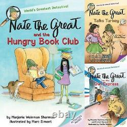 Nate the Great Complete Box Set 27 Book Paperback Collection